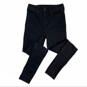AE American Eagle High Rise Waisted Jeans Sz 4